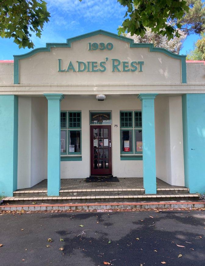 Ladies' Rest in Whanganui